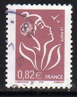FRANCE : N° 3757 Oblitéré (Type Marianne De Lamouche) - PRIX FIXE - - 2004-08 Marianne Of Lamouche