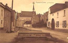Fouron-le-Conte - Le Pensionnat (animée) - Fourons - Voeren