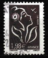 FRANCE : N° 3759 Oblitéré (Type Marianne De Lamouche) - PRIX FIXE - - 2004-08 Marianne Of Lamouche