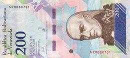Venezuela 200 Bolivares Soberano, P-New/107 (13.3.2018) - UNC - Venezuela