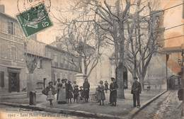 CPA Saint Henri - La Place De L'Eglise - Quartiers Nord, Le Merlan, Saint Antoine