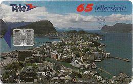 Norway - Telenor - Alesund - N-008B - (Cn. C32141075), SC7, 01.1992, 10.000ex Mint (Check Photos!) - Noorwegen