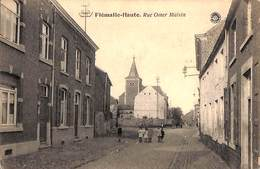 Flémalle Haute - Rue Omer Maisin (animée, G. Hermans) - Flémalle