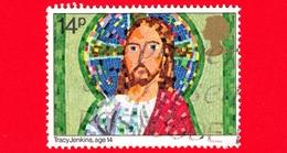 INGHILTERRA - GB - GRAN BRETAGNA - 1981 - Natale - Christmas - Gesù Cristo - Disegno Di Tracy Jenkins - 14 P - 1952-.... (Elisabetta II)