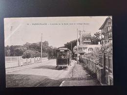 CPA.(62) LE TOUQUET- PARIS PLAGE.Entrée Forêt.Village Suisse (G.bis 294) - Le Touquet