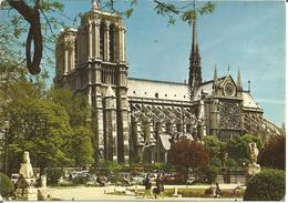 PARIS  Notre Dame De Paris Lot De 3 CPSM - Notre Dame De Paris