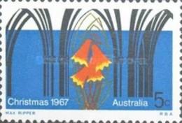USED STAMPS Australia - Christmas -1967 - 1966-79 Elizabeth II