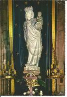PARIS  Notre Dame De Paris Lot De 3 CPSM Rosace Sud  La Nuit = Chimères = La Sainte Vierge - Notre Dame De Paris