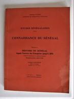 CONNAISSANCE DU SENEGAL - 27 X 21 Cm. - C 11 - Voyages