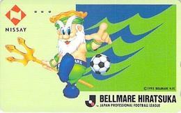 FOOTBALL - FUTBOL - FUTBALL - SOCCER -- TELECARTE JAPON - Sport