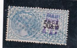 T.F. De Copies N18 - Revenue Stamps