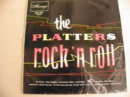 Rock 'n' Roll With The Platters Platters, - Rock