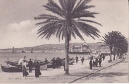 CPA - 886. NICE - Le Quai Du Midi Et Le Palais De La Jetée Promenade - Nice