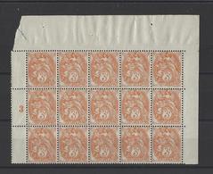 FRANCE.  YT  N° 109   Neuf **  1900 - 1900-29 Blanc