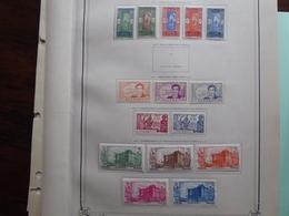 COLONIES FRANCAISES   Lot De Feuilles Tous Pays  79 Scans - Stamps