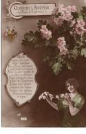 Ce Que Dit L'Aubépine, Fleur De L'espérance - Fantaisies
