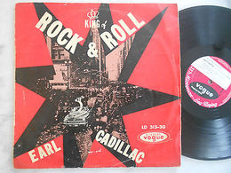 King Of The Rock And Roll Earl Cadillac - Rock