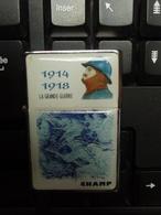 Beau Briquet 1914-1918 La Grande Guerre - CHAMP - - Autres