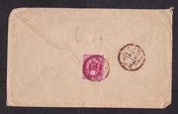 Japan: Old Cover, 3 Stamps (damaged!) - Japan