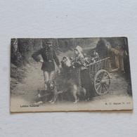 LAITIERE FLAMANDE  - E.G. - Envoyée Déposé N. 157 - Non Envoyée - Marchands Ambulants