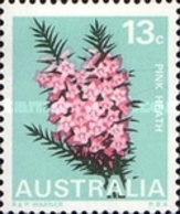 USED STAMPS Australia - Flowers  -1967 - 1966-79 Elizabeth II