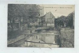 Longué-Jumelles (49) : Le Moulin De Teneus à Longué En 1920 (animé) PF. - Frankreich