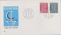 Ersttagsbrief Norwegen 1966, Sehr Gute Erhaltung - FDC