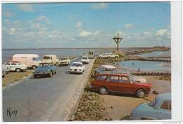 ILE DE NOIRMOUTIER LE PASSAGE DU GOIS A MAREE BASSE 1972 TBE - Ile De Noirmoutier