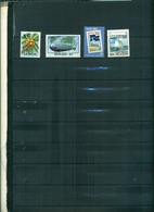 SAMOA-CAYMAN-VANUATU-NAURU CONGRES U.P.U. HAMBOURG 4 VAL NEUFS A PARTIR DE 0.90 EUROS - U.P.U.