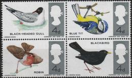 Grande Bretagne 447A ** - Songbirds & Tree Dwellers