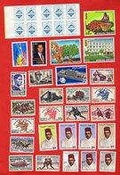 Lot De 27 Timbres 1 Carnet De 10 Timbres MONDE Neufs Xx - Stamps