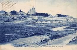 PIE-FO -19-6603 :  PREFAILLES - Préfailles