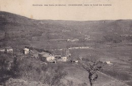 CHASSAGNE ENVIRONS DES VANS (PLF) - France