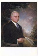 1 AK USA * Portrait Von Harry S. Truman, Er Lebte Von 1884 - 1972 Und War Von 1945 Bis 1953 Der 33. Präsident Der USA - Persönlichkeiten
