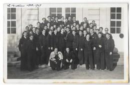 ANGERS (49) Cartes Photos école Des Arts Et Métiers Groupe Sainte Cécile 1938 - Angers