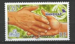 "Nle-Caledonie YT 1056 "" Handicap "" 2008 Neuf** - Neufs"
