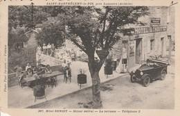 Saint-Barthélemy-le-Pin (Ardèche) - Hôtel BENOIT - Autres Communes