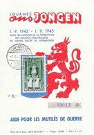 Luxembourg - Journée Ons Jongen 1942-1945 - Fédération Des Sociétés Philatéliques Du Grand Duché - Lettres & Documents