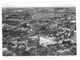 59 - Tourcoing Vue Aérienne La Place Charles Roussel - Tourcoing