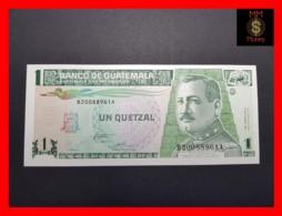 GUATEMALA 1 Quetzal  6.9.1995  P. 87 C UNC - Guatemala