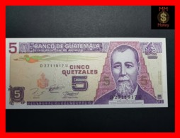 GUATEMALA 5 Quetzales  29.6.1994  P. 92  UNC - Guatemala