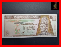 GUATEMALA 50 Centavos De Quetzal  9.1.1998  P. 98  VF - Guatemala