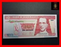 GUATEMALA 10 Quetzales  12.2.2003  P. 107  UNC - Guatemala
