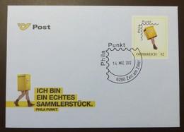 Österreich   2012   Phila Punkt   #cover 4747 - 2011-... Briefe U. Dokumente