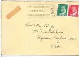 PALMA MALLORCA CC SELLOS BASICA - 1931-Hoy: 2ª República - ... Juan Carlos I