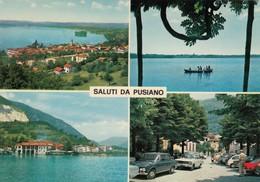 12507-SALUTI DA PUSIANO(COMO)-FG - Saluti Da.../ Gruss Aus...
