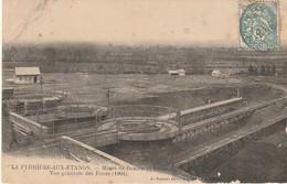 CPA La Ferriere Aux Etangs 61 - Mine De Denain Et Anzim - Other Municipalities