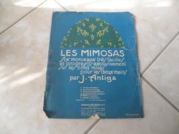 En Berçant Ma Poupée -(Musique Jean Antiga)- Partition (Piano) 1935 - Instruments à Clavier