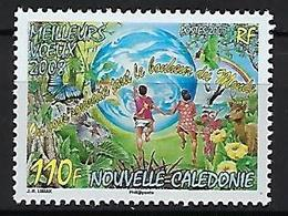 """Nle-Caledonie YT 1032 """" Meilleurs Voeux """" 2007 Neuf** - Nuovi"""