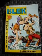 Les Albums Du Grand Blek: Album N°52 (N°s 397 à 399)/ Editions Lug, 1984 - Petit Format